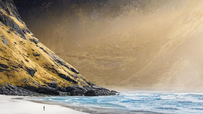 Eindrucksvolle Landschaften: Die Bilder der Woche KW 4