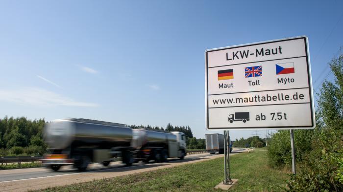 Lkw-Maut: Mautbetreiber Toll Collect soll vorübergehend verstaatlicht werden