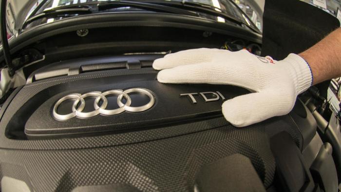 Durchsuchungen bei Audi-Mitarbeitern