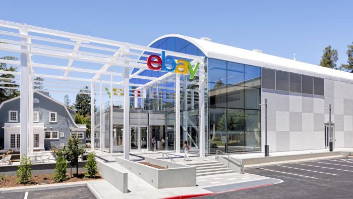 Ebay steigert Umsatz, US-Steuerreform bringt aber Milliardenverlust ein