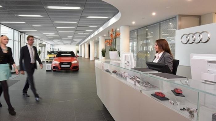 Abgas-Skandal: Razzia in Audi-Werken