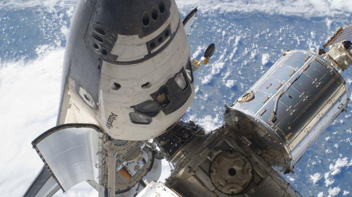 Europas Beitrag zur ISS: Weltraumlabor Columbus seit 10 Jahren im All