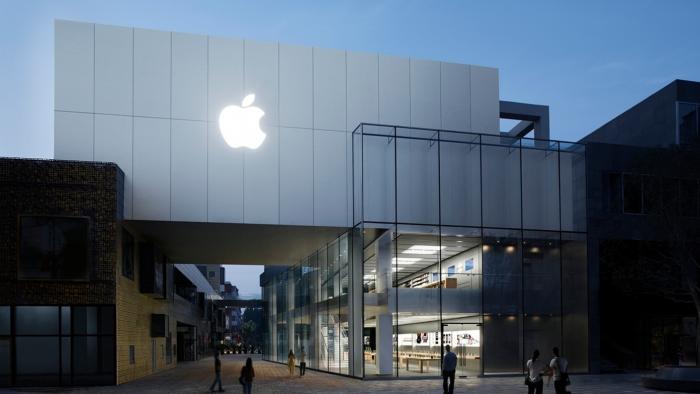 Chinesische Polizei lässt gefälschtes Apple-Service-Center schließen