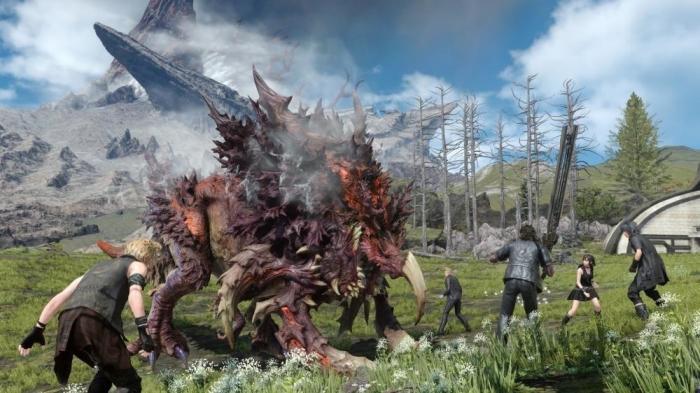 Entwickler gibt zu: Benchmark fürs 155-GByte-Spiel Final Fantasy XV taugt nichts