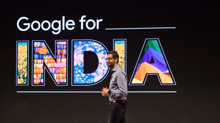 Google erhält Wettbewerbsstrafe in Indien