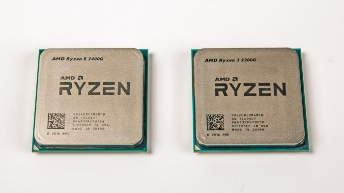 Ryzen mit Vega-GPU