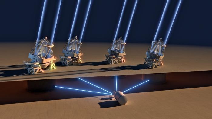 Optisches Riesenteleskop öffnet die Augen