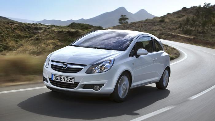 Elektroautos: Opel will 2020 Elektro-Corsa produzieren