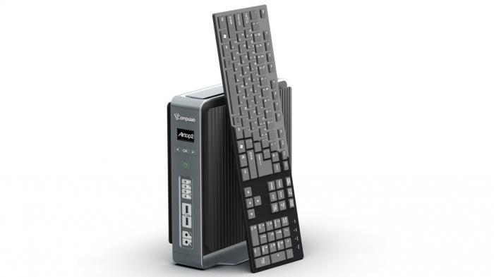 Spitzentechnik aus Israel: Lüfterlose Mini-Workstation mit starker Quadro-GPU für sieben 4K-Displays