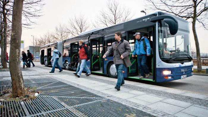 Kostenloser Nahverkehr: Tübingens OB schlägt Bürgerabgabe vor