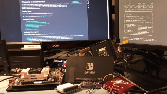 Homebrew Launcher für Nintendo Switch erschienen