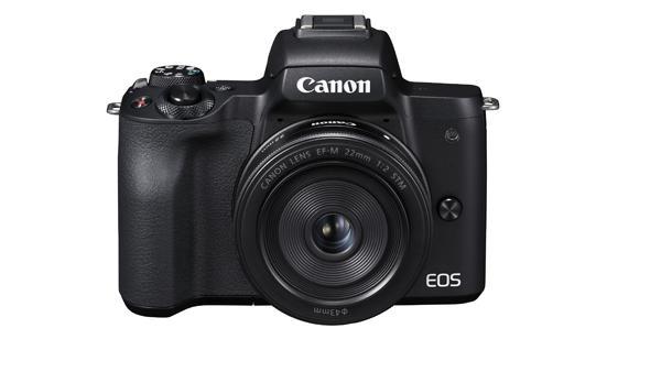 Canon: Spiegellose EOS M50 mit 4K vorgestellt
