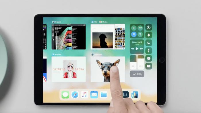 2018er ipads neue apple tablets im anmarsch mac i. Black Bedroom Furniture Sets. Home Design Ideas