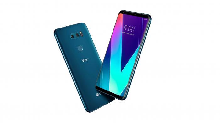 LG V30S: kaum verändertes Smartphone mit kleinen Software-Verbesserugen