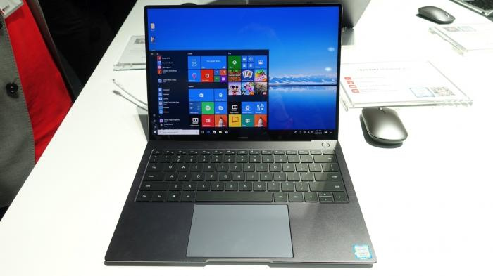 Huawei möbelt sein 3:2-Windows-Notebook auf