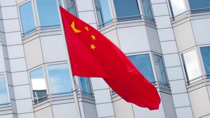 Chinesische Flagge