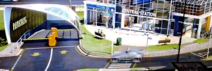 Autonomer Ford fährt Fußgänger nieder