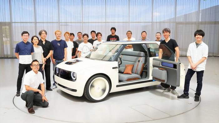 elektroautos honda will seinen e kleinwagen 2019 in. Black Bedroom Furniture Sets. Home Design Ideas