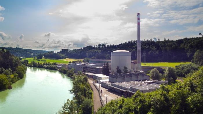 Schweizer AKW Mühleberg schaltet sich wegen Störung ab