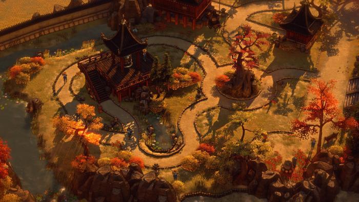 Shadow Tactics ist ein starkes Echtzeit-Strategiespiel des deutschen Entwicklerstudios Mimimi Productions. Kunden von Amazon Prime bekommen das Spiel geschenkt, auf Steam kostet es 40 Euro.