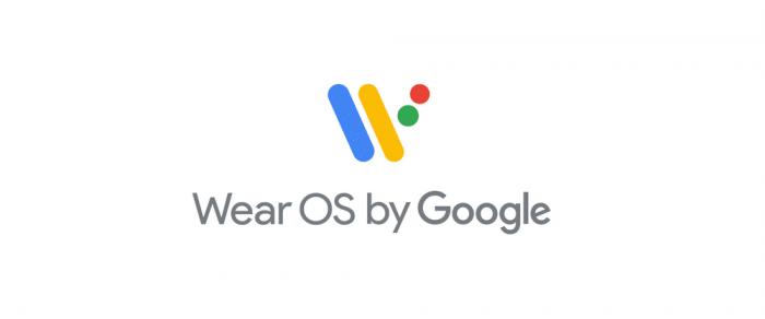 Das neue Logo von Wear OS by Google
