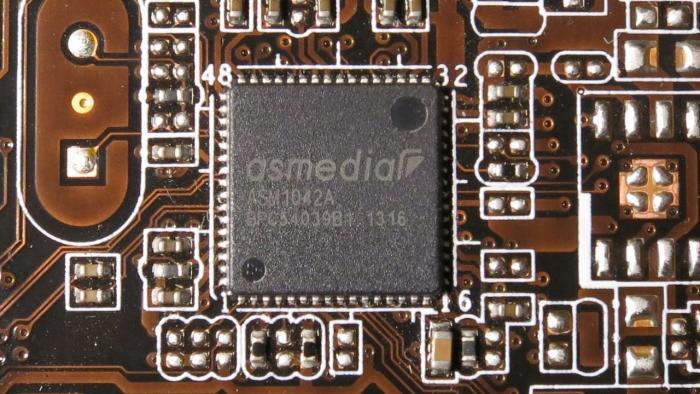 ASMedia ASM1042A: PCIe-USB-3.0-Hostcontroller
