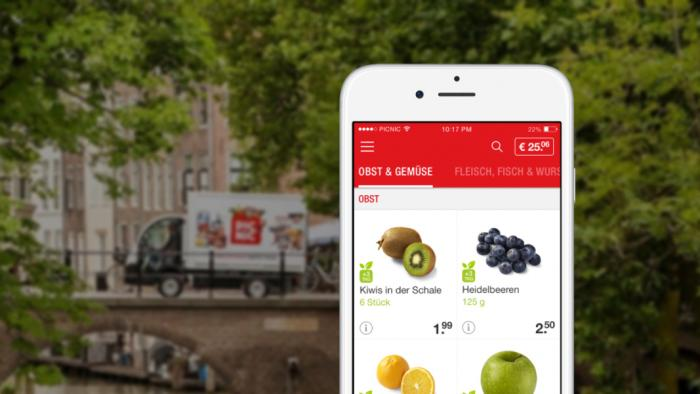 online supermarkt picnic er ffnet in deutschland heise online. Black Bedroom Furniture Sets. Home Design Ideas