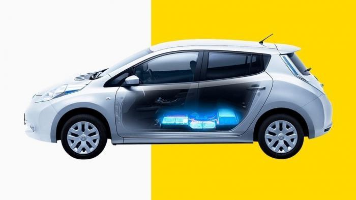 gebrauchte e auto batterien von nissan sollen stra enbeleuchtung in fukushima befeuern heise. Black Bedroom Furniture Sets. Home Design Ideas