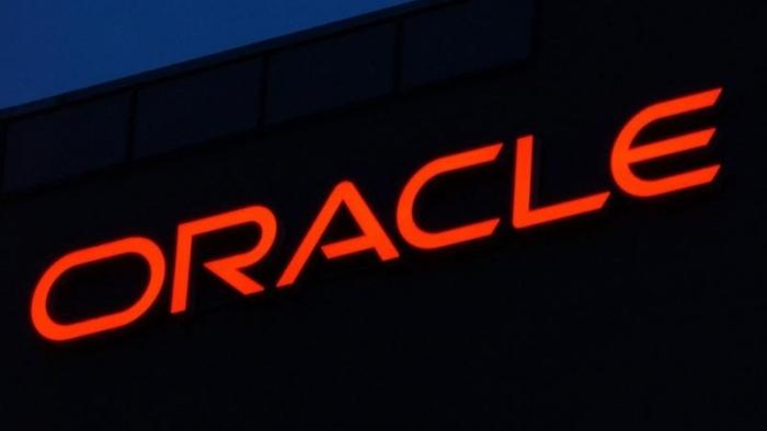 Logo von Softwarekonzern Oracle