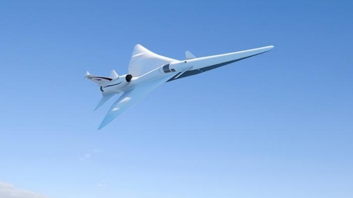 """Lockheed Martin soll """"leiseres"""" Überschallflugzeug für die Nasa bauen"""