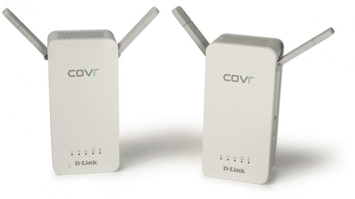 Test: Powerline-WLAN-Adapter D-Link COVR-P2502