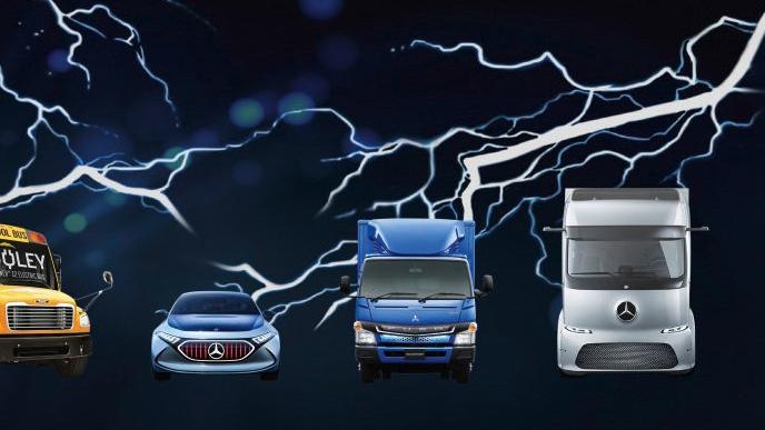 Daimler-Chef: Mehr Elektroautos nicht so gut für die Bilanz