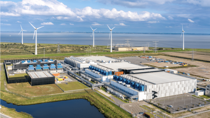 Google: Stromverbrauch wird durch erneuerbare Energien ersetzt