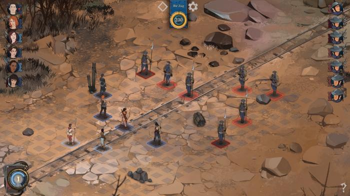 Ash of Gods Redemption angespielt: Dreister Klon oder Taktik-Hit?