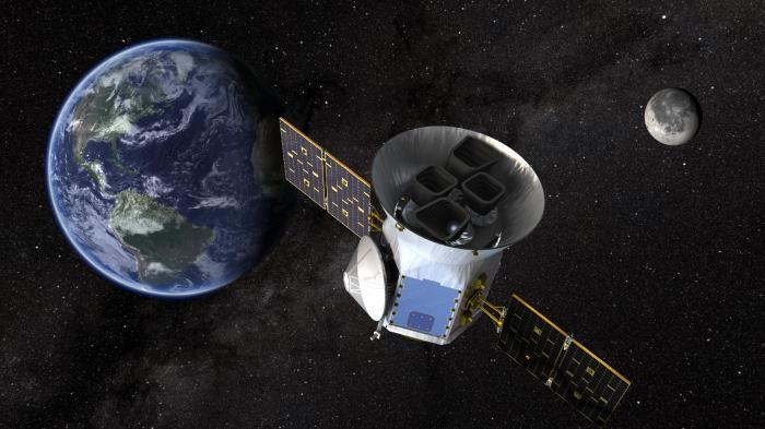 Nachfolger für Kepler: NASA-Weltraumteleskop TESS soll Exoplaneten finden