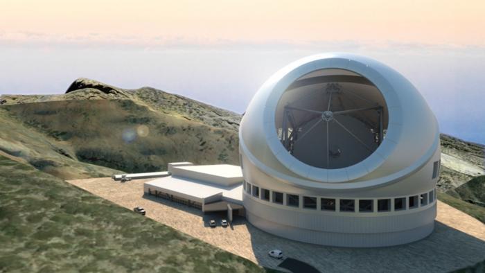 Thirty Meter Telescope: Entscheidung über Umzug auf die Kanaren verschoben