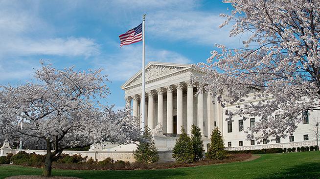 Supreme Court Geböude