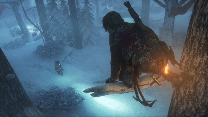 Rise of the Tomb Raider: Auch Linuxer können jetzt mit Lara Gräber ausrauben