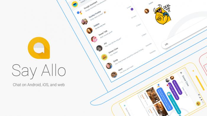 """Google will mit """"Chat"""" die SMS ersetzen und pausiert die Entwicklung von """"Allo"""""""