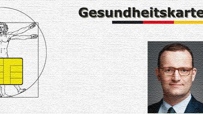 Kommentar zu Jens Spahn: Über die Leiche der eGK ins Kanzleramt