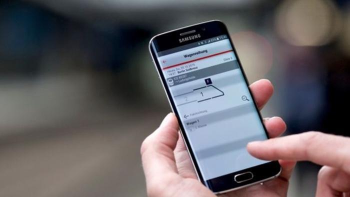 deutsche bahn mitarbeiter bekommen smartphone oder. Black Bedroom Furniture Sets. Home Design Ideas