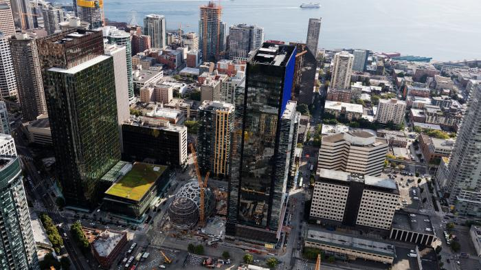 Amazon prüft Jobausbau in Seattle nach Beschluss von Obdachlosen-Steuer