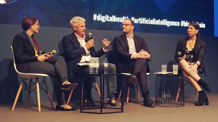 """Spahn: """"Wir müssen die Blockchain verstehen"""""""