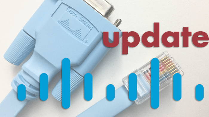 Sicherheitsupdates: Cisco vergisst mal wieder Standard-Passwort in Netzwerk-Software
