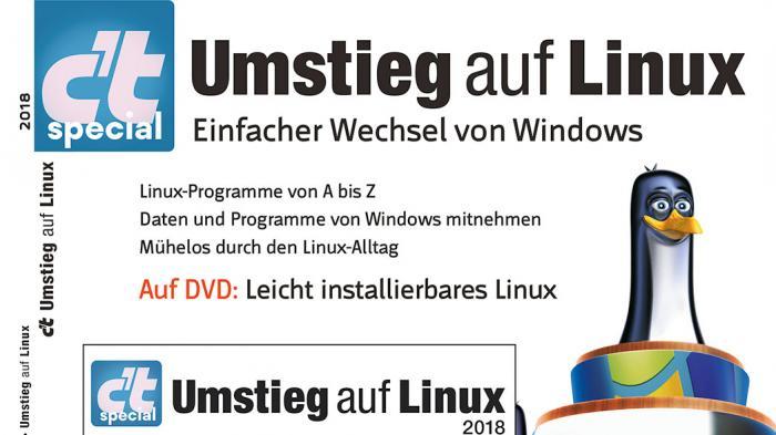 Linux statt Windows: Ausprobieren lohnt sich!