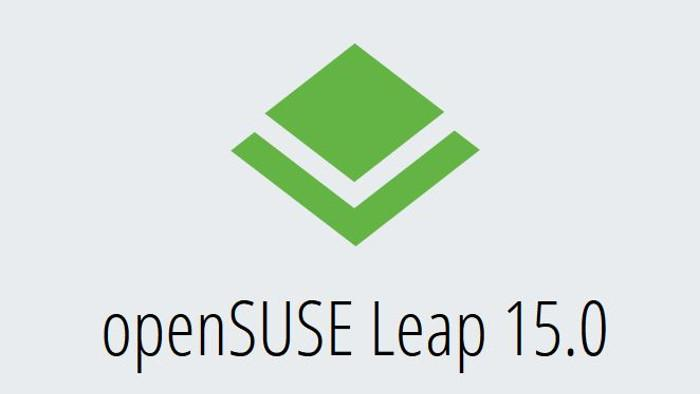 Linux-Distribution openSUSE Leap 15 mit atomaren Updates