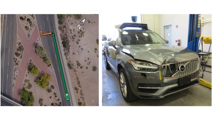 Tödlicher Unfall mit autonomem Auto: Uber-Software konnte ...