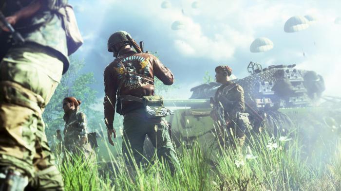 Battlefield 5: Druckwellen von Explosionen richten Chaos an