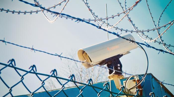 Überwachung, Überwachungskamera