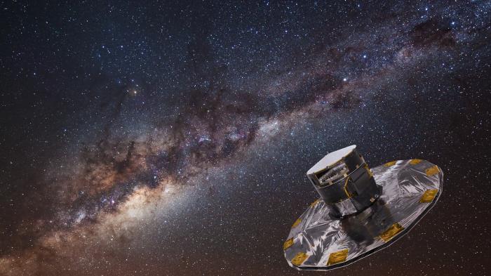 Missing Link: Gaia und die übersehene Revolution der Astronomie